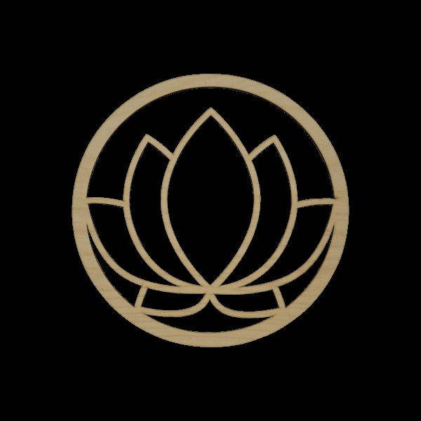 Lotus - Loop ~20 cm