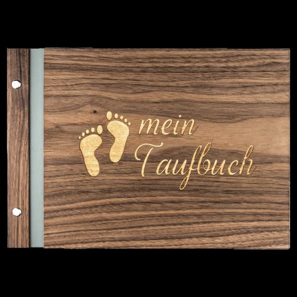 Taufbuch - Holzalbum