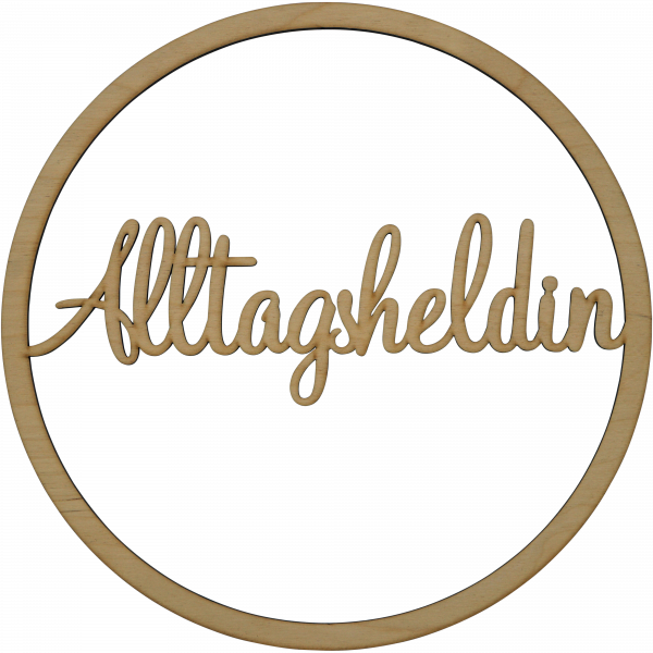 Alltagsheldin - Loop