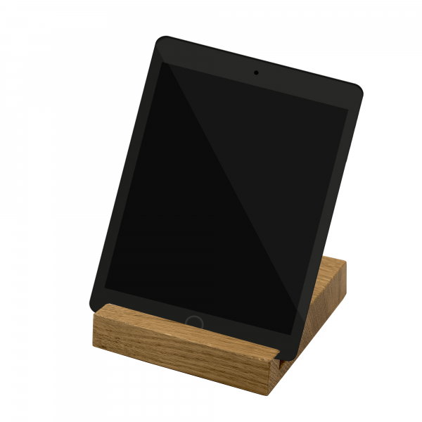 Tablet holder - Swiss stone pine