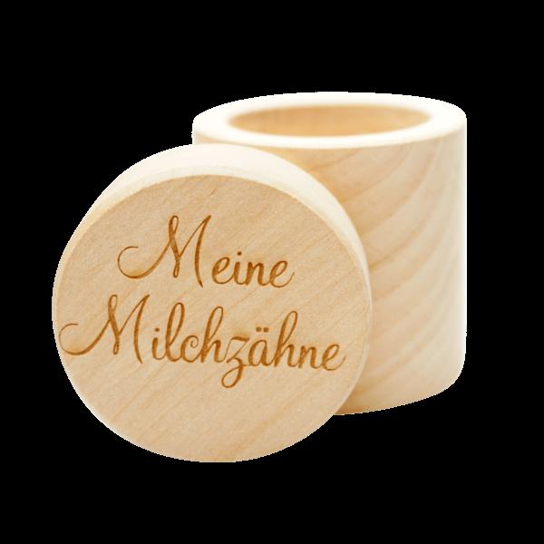 Milchzahnbox - Meine Milchzähne