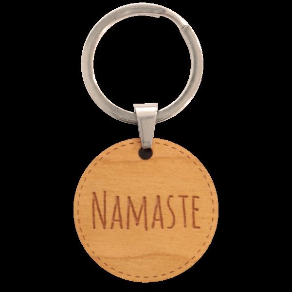 Namaste - Schlüsselanhänger