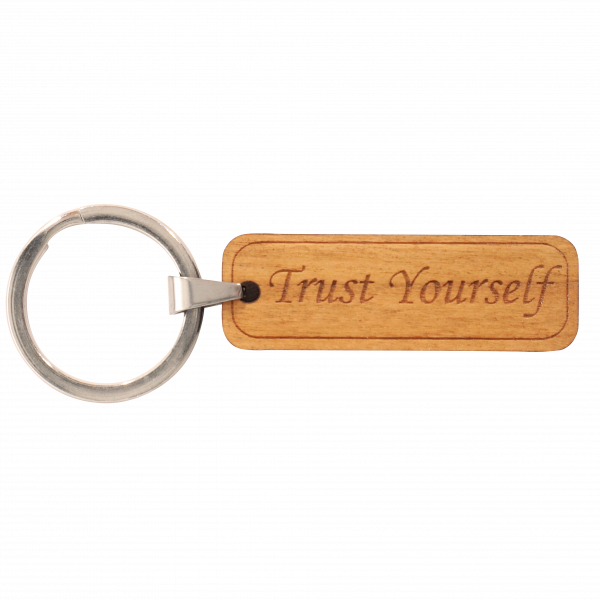 Trust Yourself- Schlüsselanhänger
