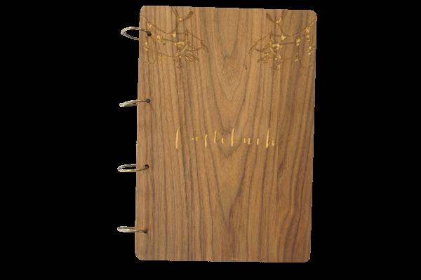 Gästebuch - Holz-Album