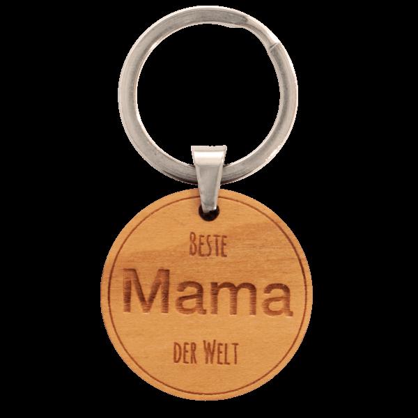 Beste Mama der Welt - Schlüsselanhänger