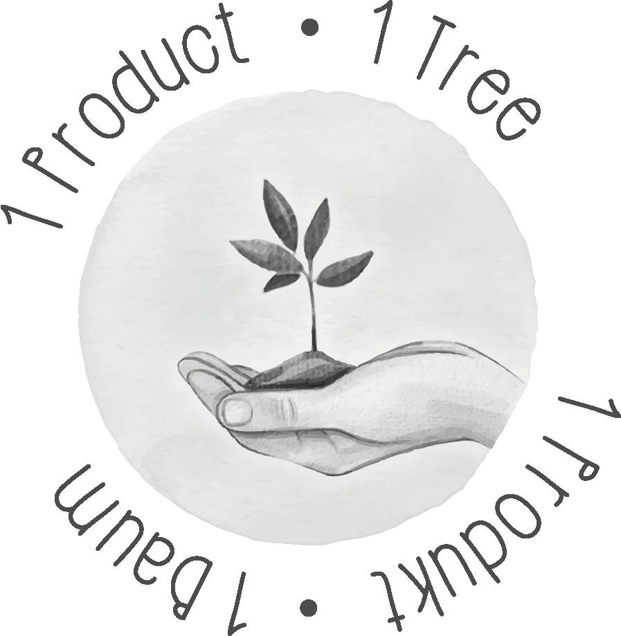 1 produit 1 arbre
