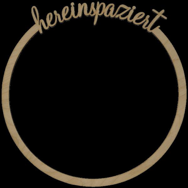 hereinspaziert - Loop