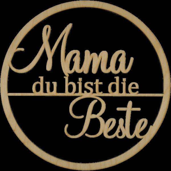 Mama du bist die Beste - Loop