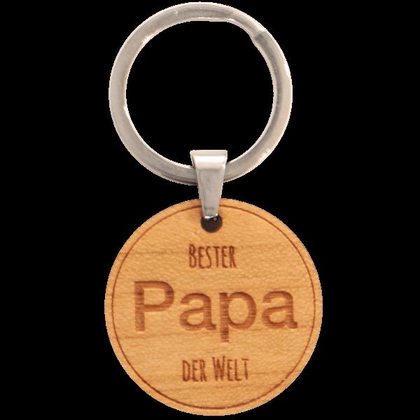 Bester Papa der Welt - Schlüsselanhänger