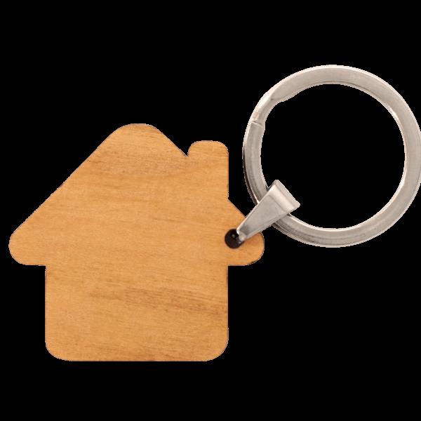 Haus - Schlüsselanhänger