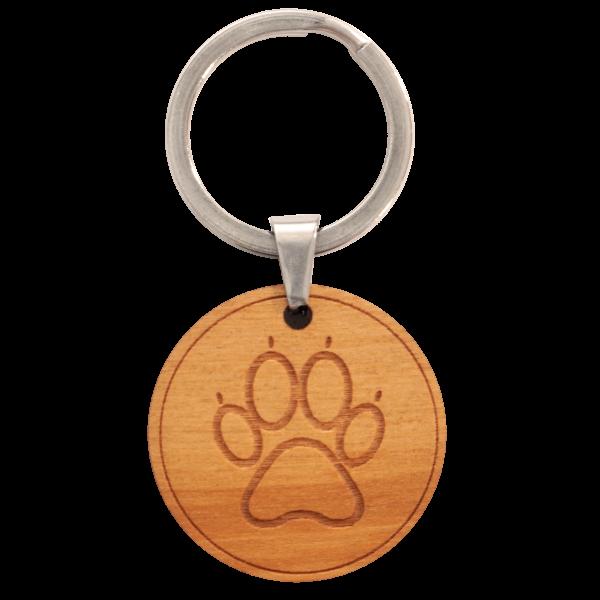 Hundepfote - Schlüsselanhänger