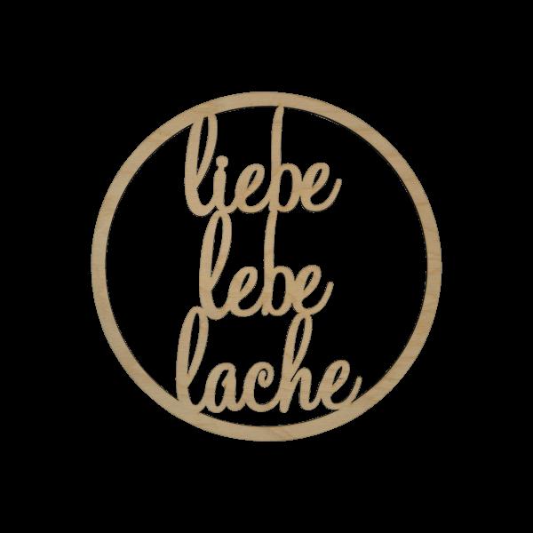liebe lebe lache - Loop